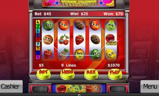 Video-Slots und Poker APK Android