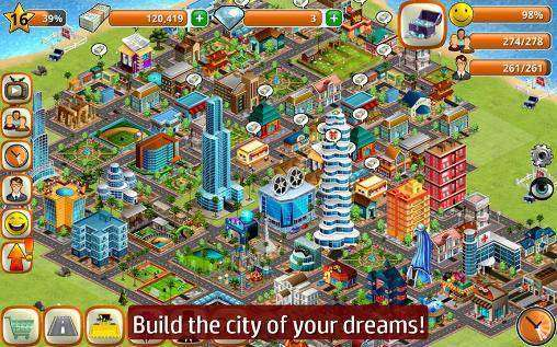 Village City - Island Sim MOD APK Android Free Download