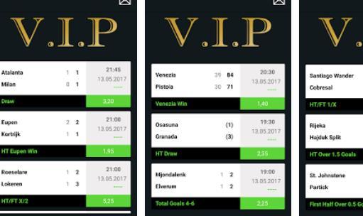 Dicas de apostas vip APK Premium Download