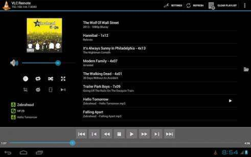VLC Mobile Remote - PC & Mac MOD APK Android Free Download