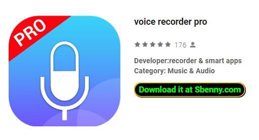 Voice record pro android apk | WavStudio Audio Recorder