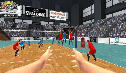 Download Android APK Game VolleySim