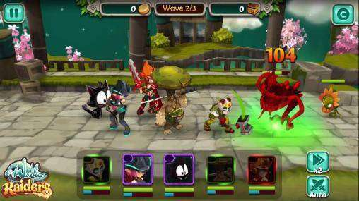 Wakfu Raiders MOD APK Android Game Free Download