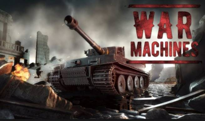 war machines free multiplayer tank shooting games