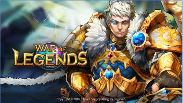 guerra de la leyenda