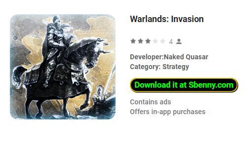 invasion de warlands