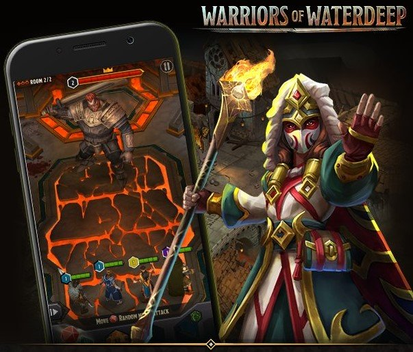 Warriors of Waterdeep MOD APK Android