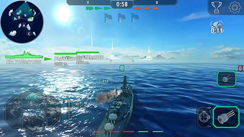 🎮 MOD APK - Warships Universe: Naval Battle v0 7 0