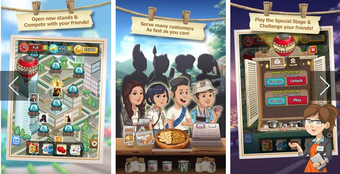 warung chain go food express APK Android