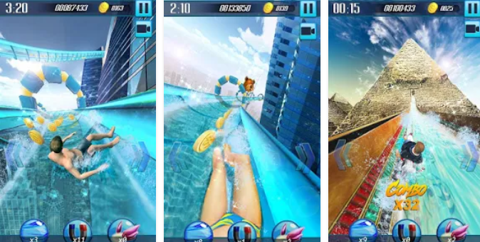 water slide 3d vr APK Android
