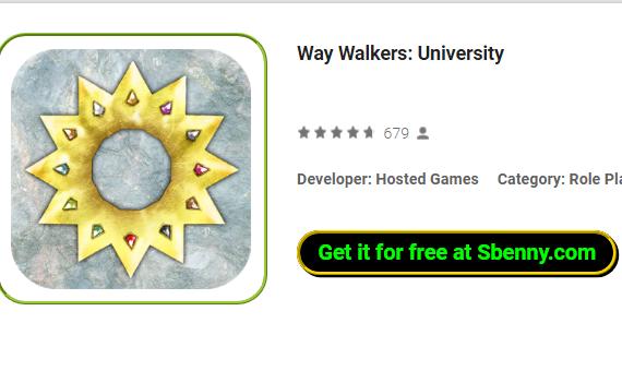 Way Walkers University
