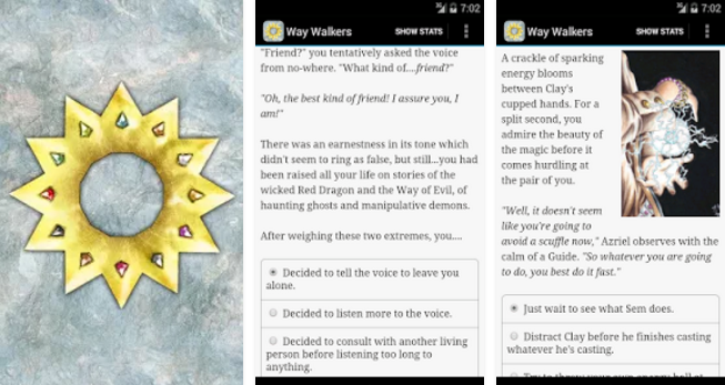 way walkers university APK Android