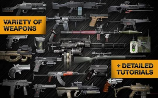 weaphones firearms simulator APK Android