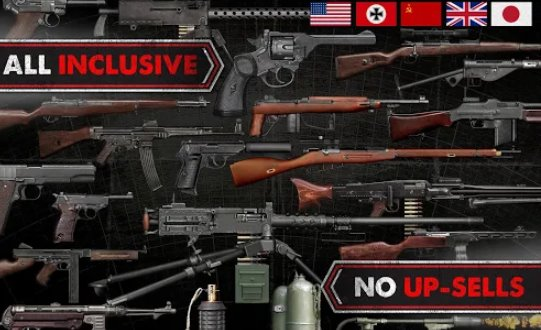 weaphones ww2 firearms sim APK Android