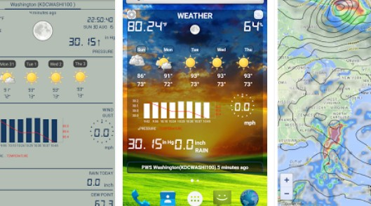 Weather Station Paid APK Android Free Download