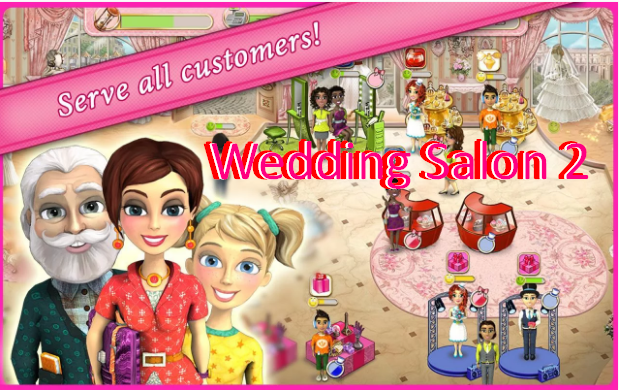 Download wedding salon for free at freeride games!