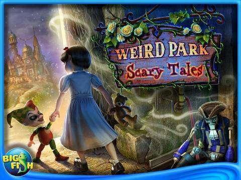 Weird-Park: Scary Tales