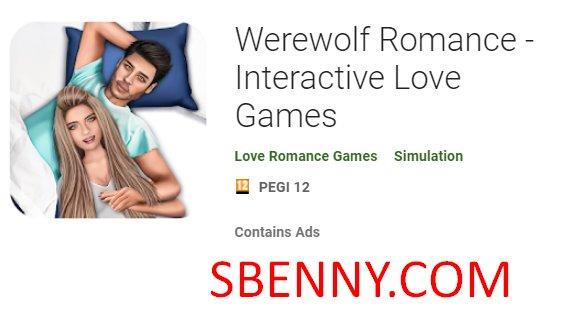 Werewolf Romance - Interactive Love Games + MOD