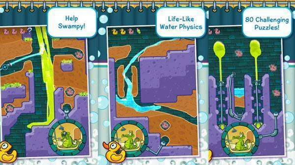 Where's My Water MOD APK Android Free Download