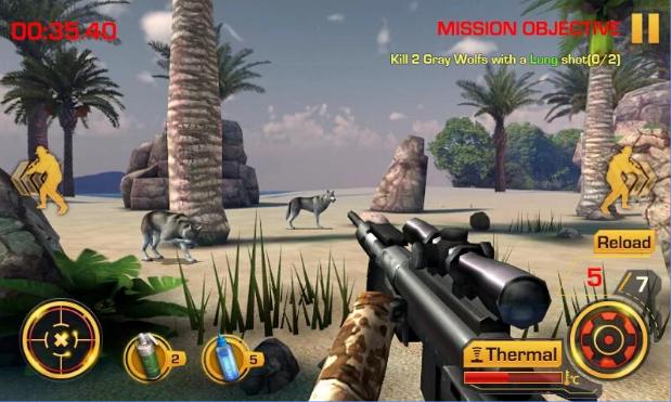 Wild Hunter 3D Unlimited Money MOD APK Download