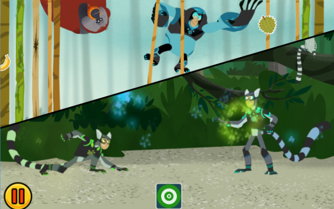 wild kratts world adventure APK Android