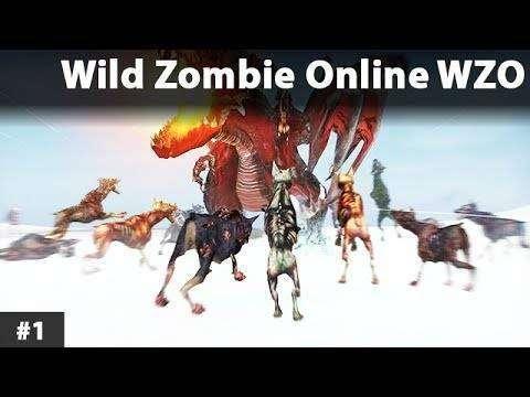 вилд зомби онлайн мод