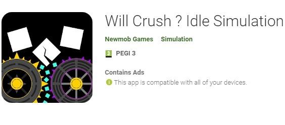 Will Crush