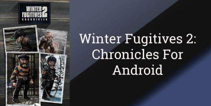 Winter Flüchtigen 2 Chroniken