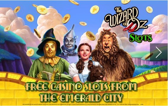 free download slots wizard of oz