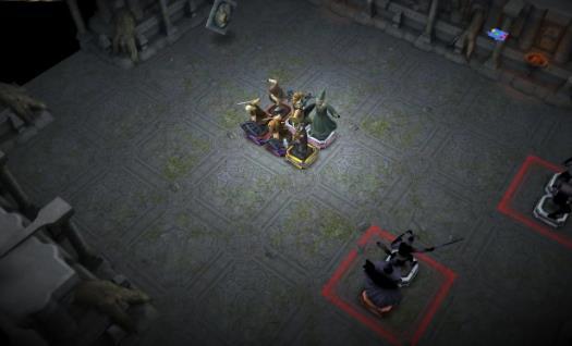wizrogue labyrinthe de la magie APK Android