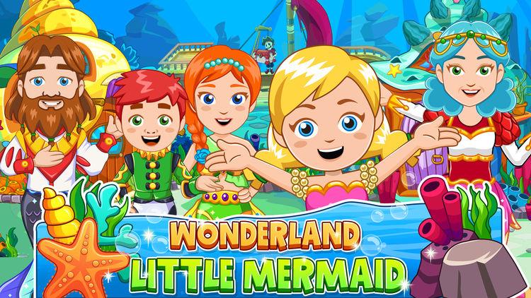 Wunderland: Kleine Meerjungfrau