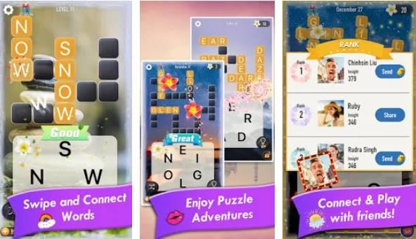 parola crossy un gioco di parole crociate APK Android