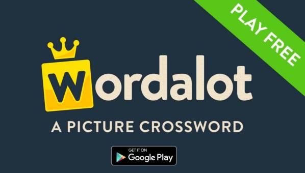 wordalot Bild Kreuzworträtsel