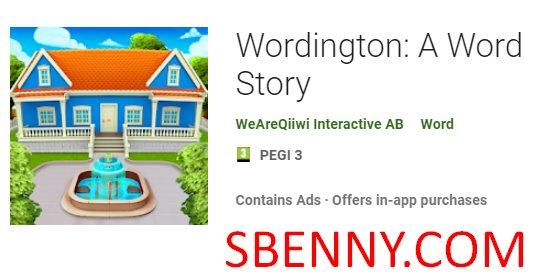 Wordington une histoire de mots