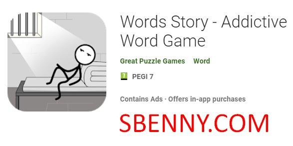 Words Story - Addictive Word Game Unlimited Coins MOD APK