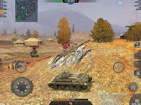 world of tanks blitz mod apk offline