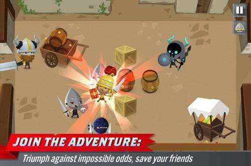 World of Warriors: Quest MOD APK Android Free Download