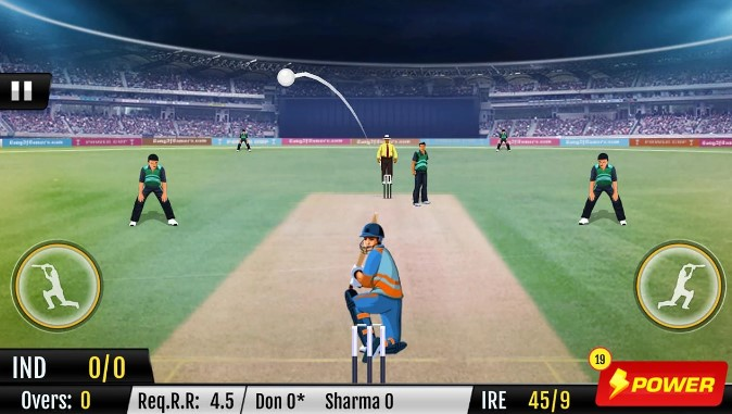 world t20 cricket champs 2018 APK Android