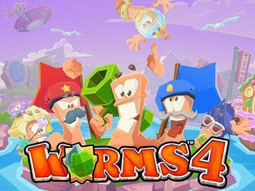 worms 4 full apk android free download