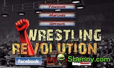 Wrestling Revolution MOD APK for Android Free Download