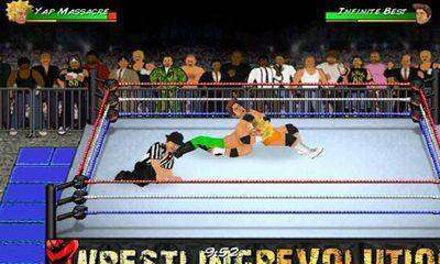 Wrestling Revolution MOD APK for Android Free Download
