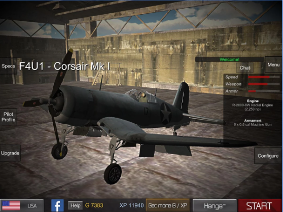 ww2 wings of duty APK Android