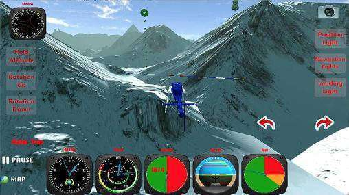 X Helicopter Simulator 3D APK + DATA