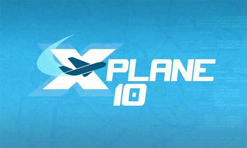 X simulateur de vol 10 avion
