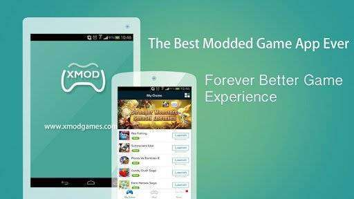Xmodgames Full APK Android App Free Download