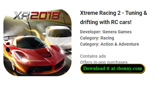 Xtreme Racing 2Unlimited Diamonds MOD APK Free Download