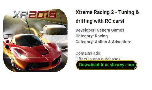 Xtreme Racing 2 Tuning und Driften mit RC-Autos