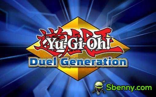 Yu-Gi-Oh! Duel-Generation