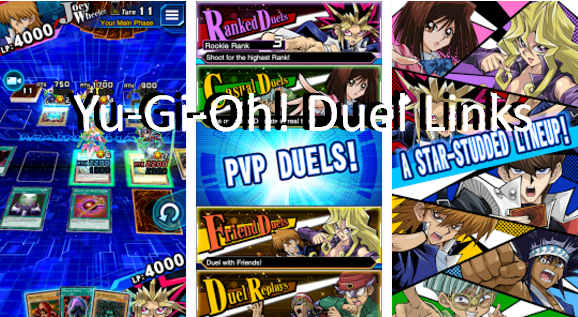 free yugioh games for android