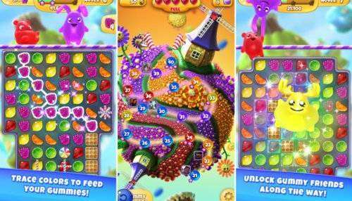 Yummy Gummy MOD APK Android Game Free Download